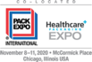 PACK EXPO International/Healthcare Packaging EXPO 2020 logo